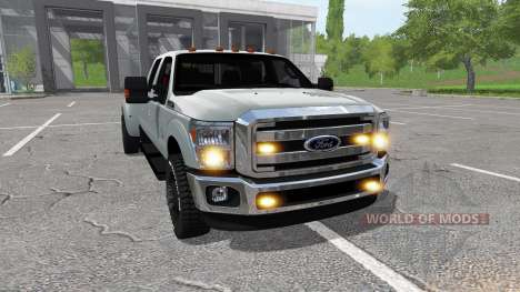 Ford F-350 Super Duty for Farming Simulator 2017