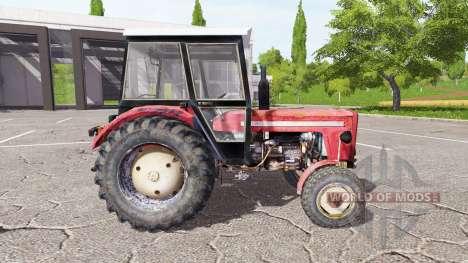 URSUS C-355 for Farming Simulator 2017