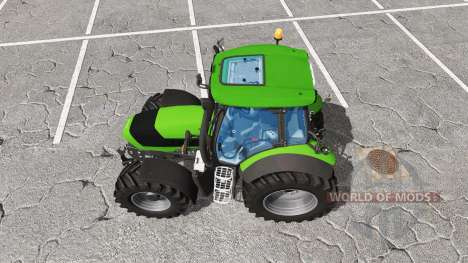 Deutz-Fahr Agrotron 165 Mk3 v2.3 for Farming Simulator 2017