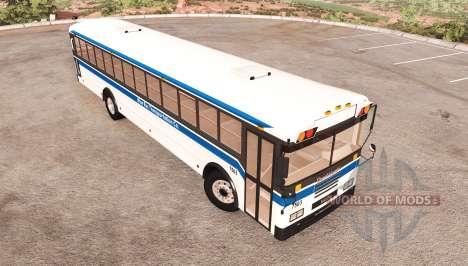 Dansworth D2500 (Type-D) generic transport v1.4 for BeamNG Drive