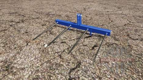 GOWEIL bale forks for Farming Simulator 2015