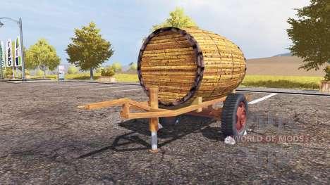 Liquid manure barrel for Farming Simulator 2013