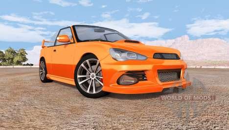 Hirochi Sunburst Sport RS for BeamNG Drive