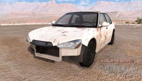 Hirochi Sunburst rusty for BeamNG Drive