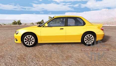 Hirochi Sunburst V6 for BeamNG Drive