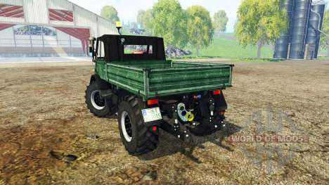 Mercedes-Benz Unimog 406 1973 v2.0 for Farming Simulator 2015