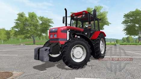 Belarusian 1025.5 for Farming Simulator 2017