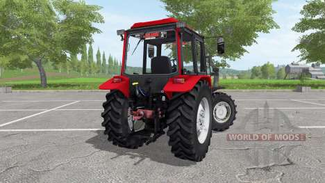 Belarusian 1025.5 for Farming Simulator 2017
