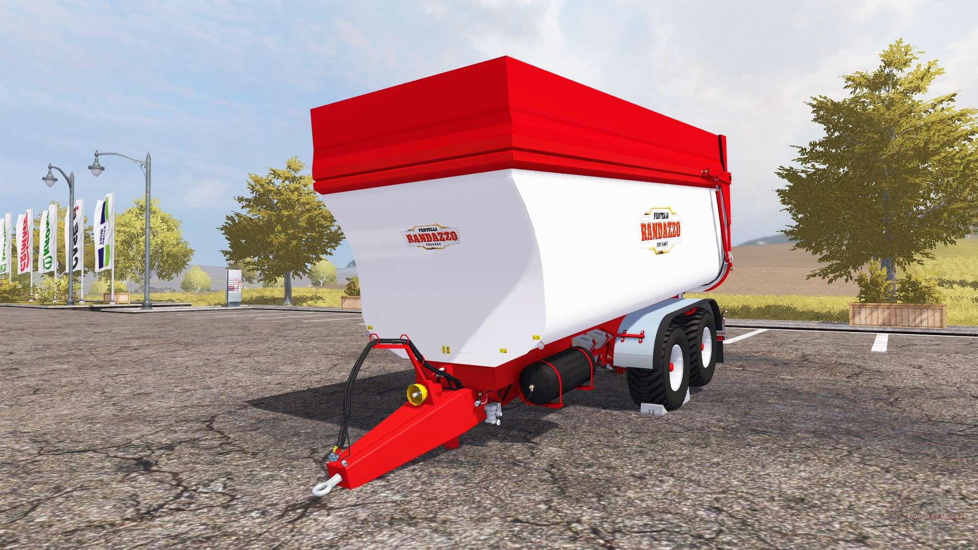 Rimorchi randazzo t60 for farming simulator 2013 for Rimorchi randazzo
