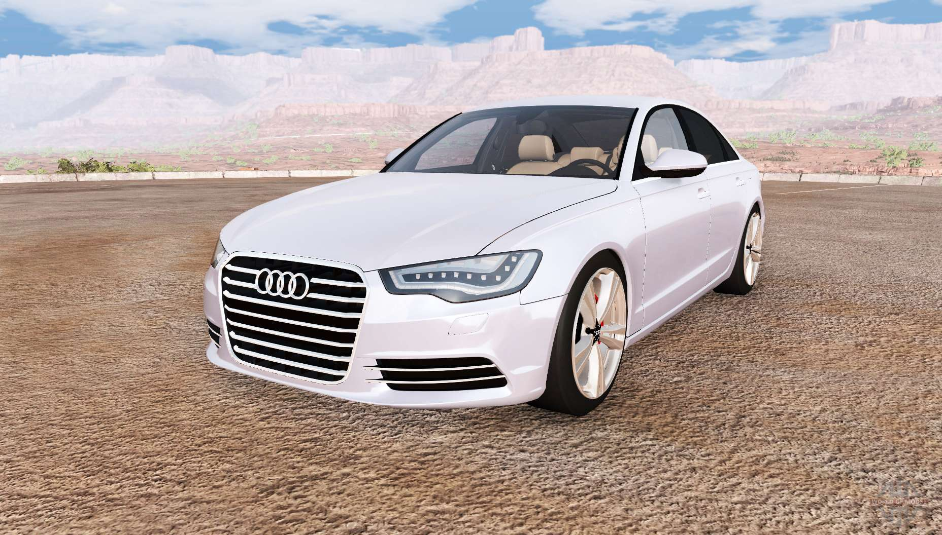 audi a6 c7 v1 1 for beamng drive. Black Bedroom Furniture Sets. Home Design Ideas