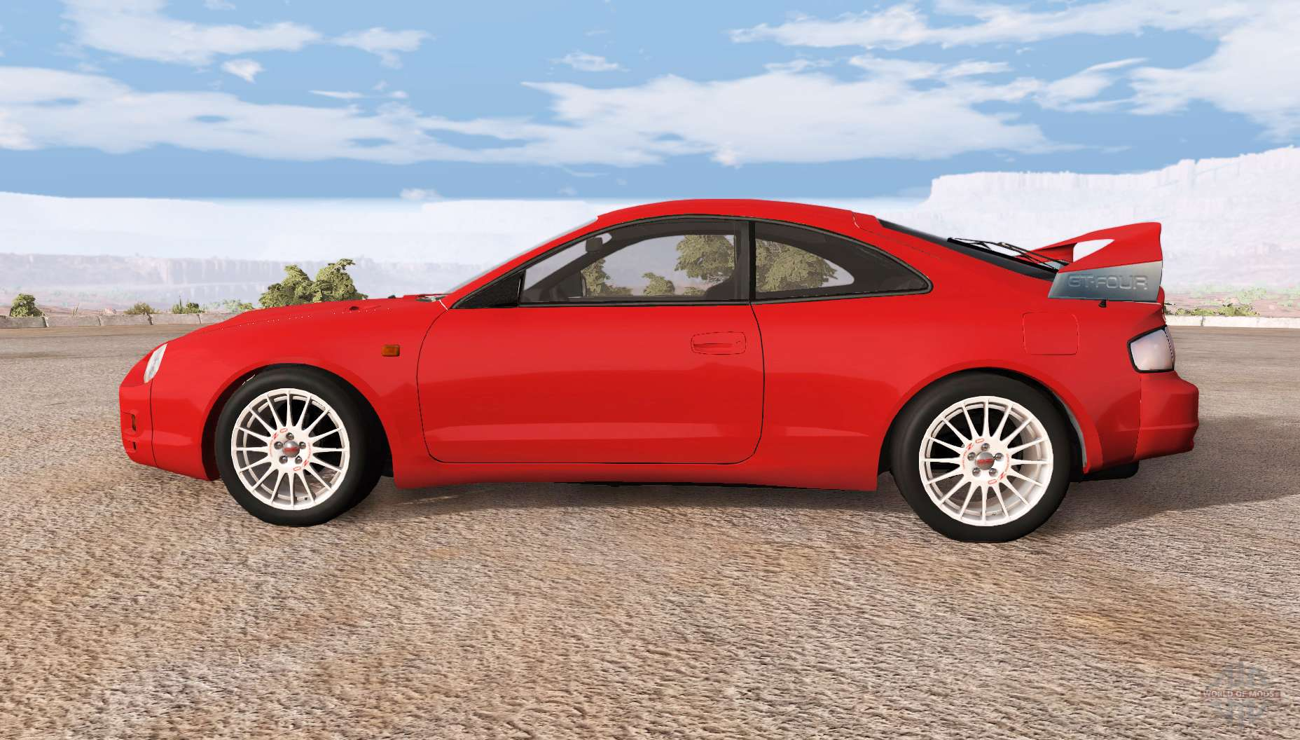 toyota celica gt four st205 for beamng drive. Black Bedroom Furniture Sets. Home Design Ideas