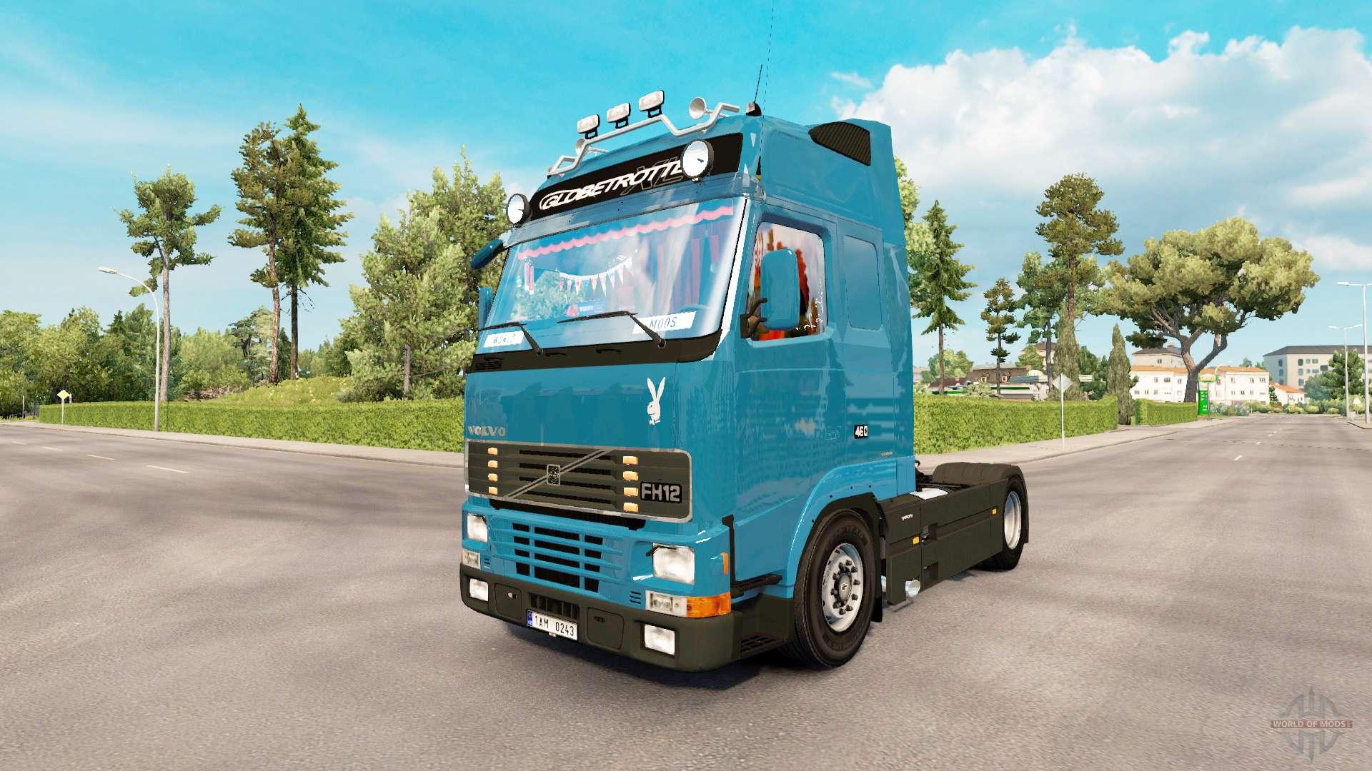 Volvo FH12 v2.0 for Euro Truck Simulator 2
