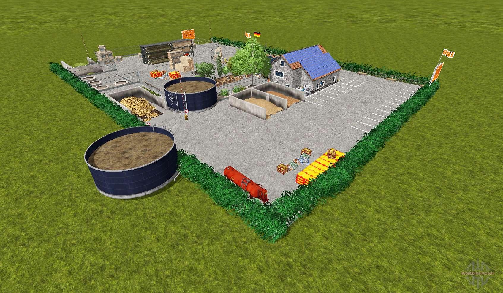 Garden Center For Farming Simulator 2015