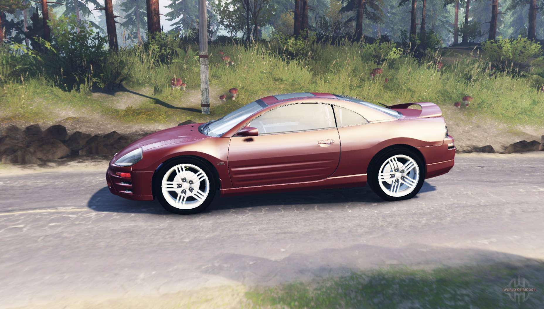 mitsubishi eclipse gts 2003 for spin tires. Black Bedroom Furniture Sets. Home Design Ideas