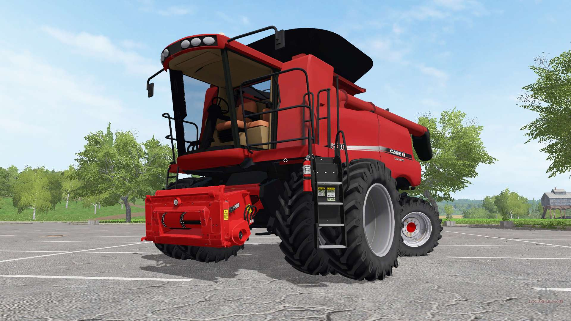Case International Harvester : Case ih axial flow for farming simulator