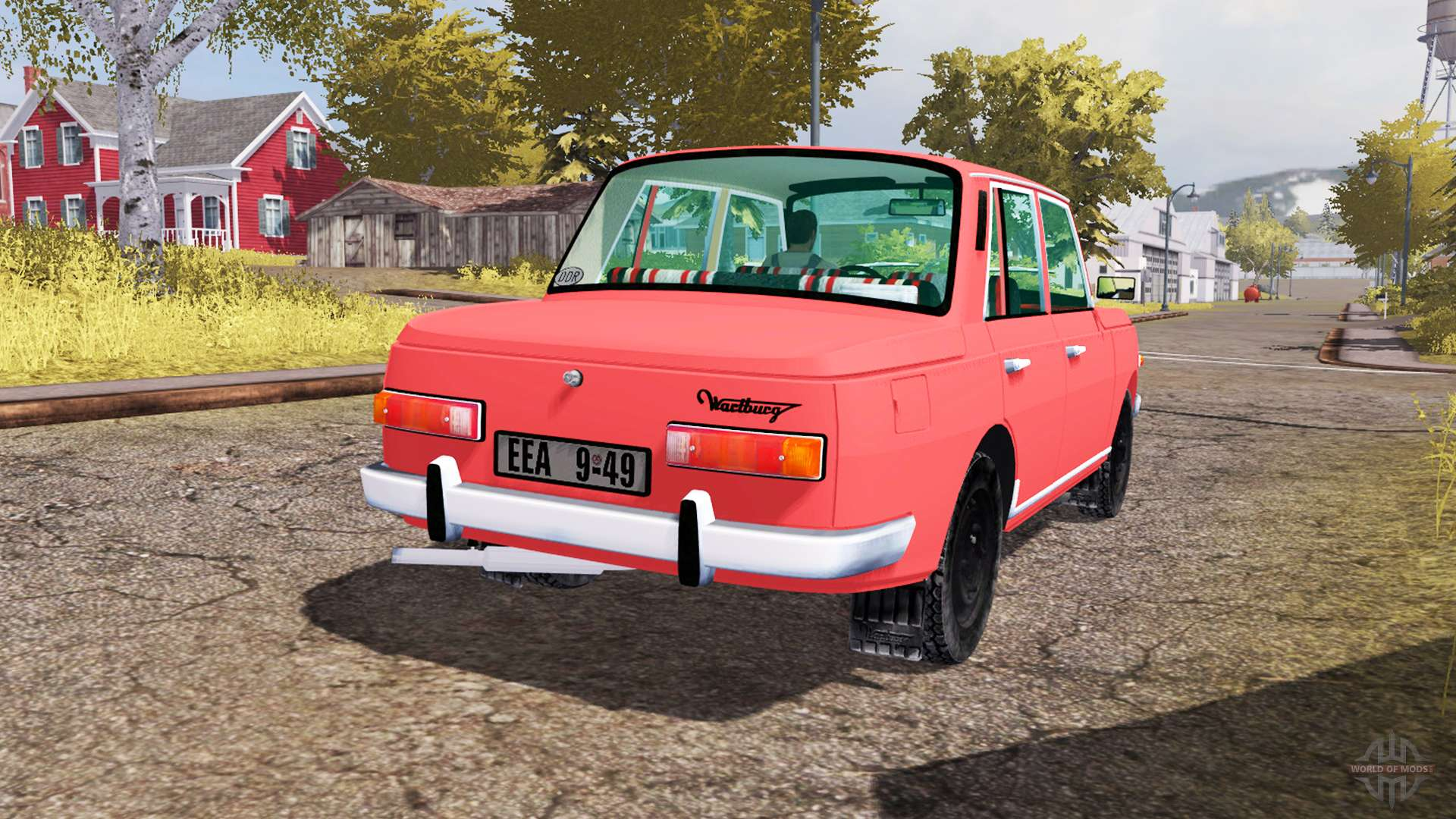 wartburg 353 for farming simulator 2013. Black Bedroom Furniture Sets. Home Design Ideas