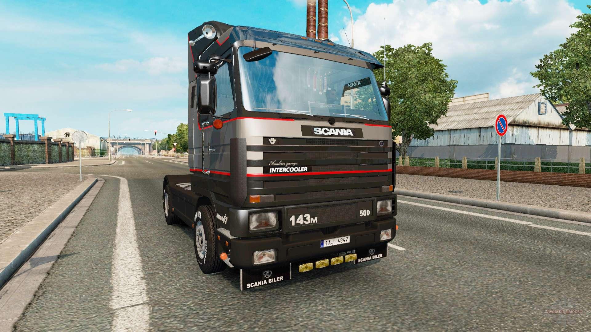 scania 143m 500 v3 3 for euro truck simulator 2. Black Bedroom Furniture Sets. Home Design Ideas