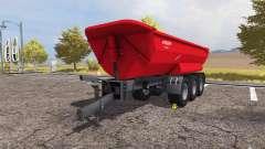 Krampe Halfpipe HP 30 multifruit for Farming Simulator 2013