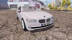 BMW 750Li (F02) for Farming Simulator 2013