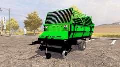 Deutz-Fahr K550 for Farming Simulator 2013
