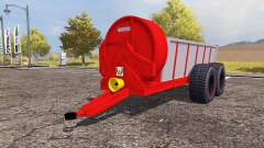 F.lli Annovi 115 B v2.0 for Farming Simulator 2013