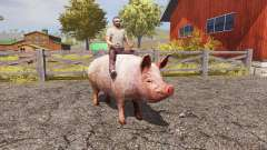 Pig for Farming Simulator 2013