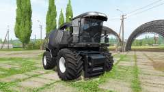 Krone BiG X 1100 black hammer v2.0 for Farming Simulator 2017