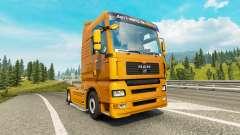 MAN TGA v1.1 for Euro Truck Simulator 2