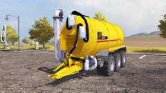 USA trailer tank v1.2 for Farming Simulator 2013