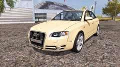 Audi A4 3.0 TDI quattro (B7) for Farming Simulator 2013