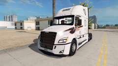 Skin on Schneider truck Freightliner Cascadia
