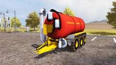 Schuitemaker Robusta 260 v1.1 for Farming Simulator 2013