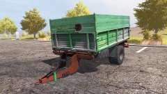 Tipper tractor trailer