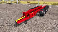 Hawe WPS 32 T for Farming Simulator 2013