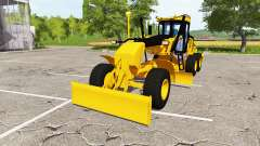 Caterpillar 140M v2.0 for Farming Simulator 2017