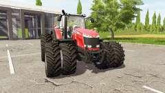 Massey Ferguson 8737 for Farming Simulator 2017
