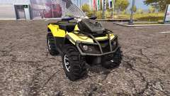 Can-Am Outlander 1000 XT for Farming Simulator 2013