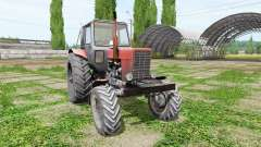 Belarusian MTZ 82 v3.1