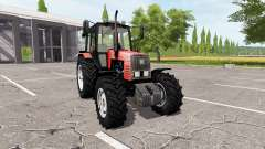 MTZ-1221 Belarus v2.0 for Farming Simulator 2017