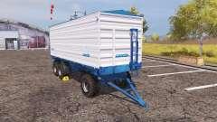 Casella tipper trailer for Farming Simulator 2013