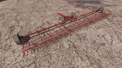 The trailed stubble harrow for Farming Simulator 2013