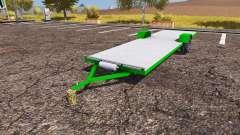 STS trailer platform for Farming Simulator 2013