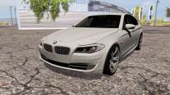BMW 535i (F10) for Farming Simulator 2013