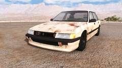 Ibishu Pessima rusty for BeamNG Drive