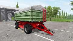 Lomma ZDK 1802 for Farming Simulator 2017