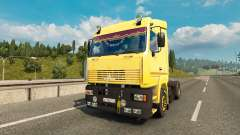 MAZ 5440 for Euro Truck Simulator 2