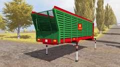 Hawe SLW-A v2.0 for Farming Simulator 2013