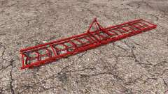 Mounted stubble harrow for Farming Simulator 2013