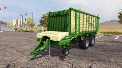 Krone ZX 450 GD v1.1 for Farming Simulator 2013
