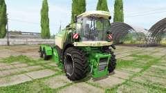 Krone BiG X 580 HKL v2.0 for Farming Simulator 2017